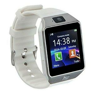 Accessories - White Smart Watch For Android or iOS